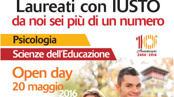 OPEN DAY IUS.TO