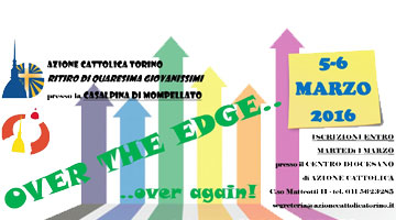 OVER THE EDGE...OVER AGAIN RITIRO GIOVANISSIMI A.C.