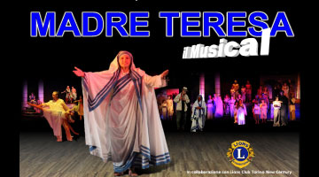 MADRE TERESA IL MUSICAL